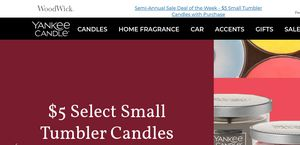 YankeeCandle Reviews - 18 Reviews of Yankeecandle.com | SiteJabber