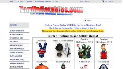 Yardinflatables.com