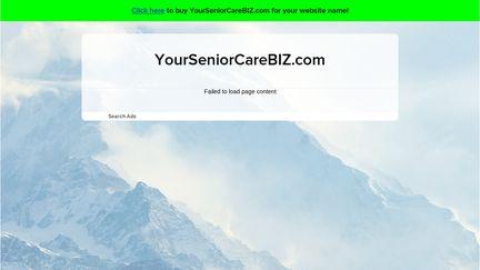 Yourseniorcarebiz