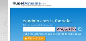 Zandalo