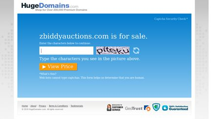 Zbiddyauctions